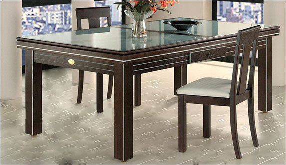 Binswanger Glass Table Top