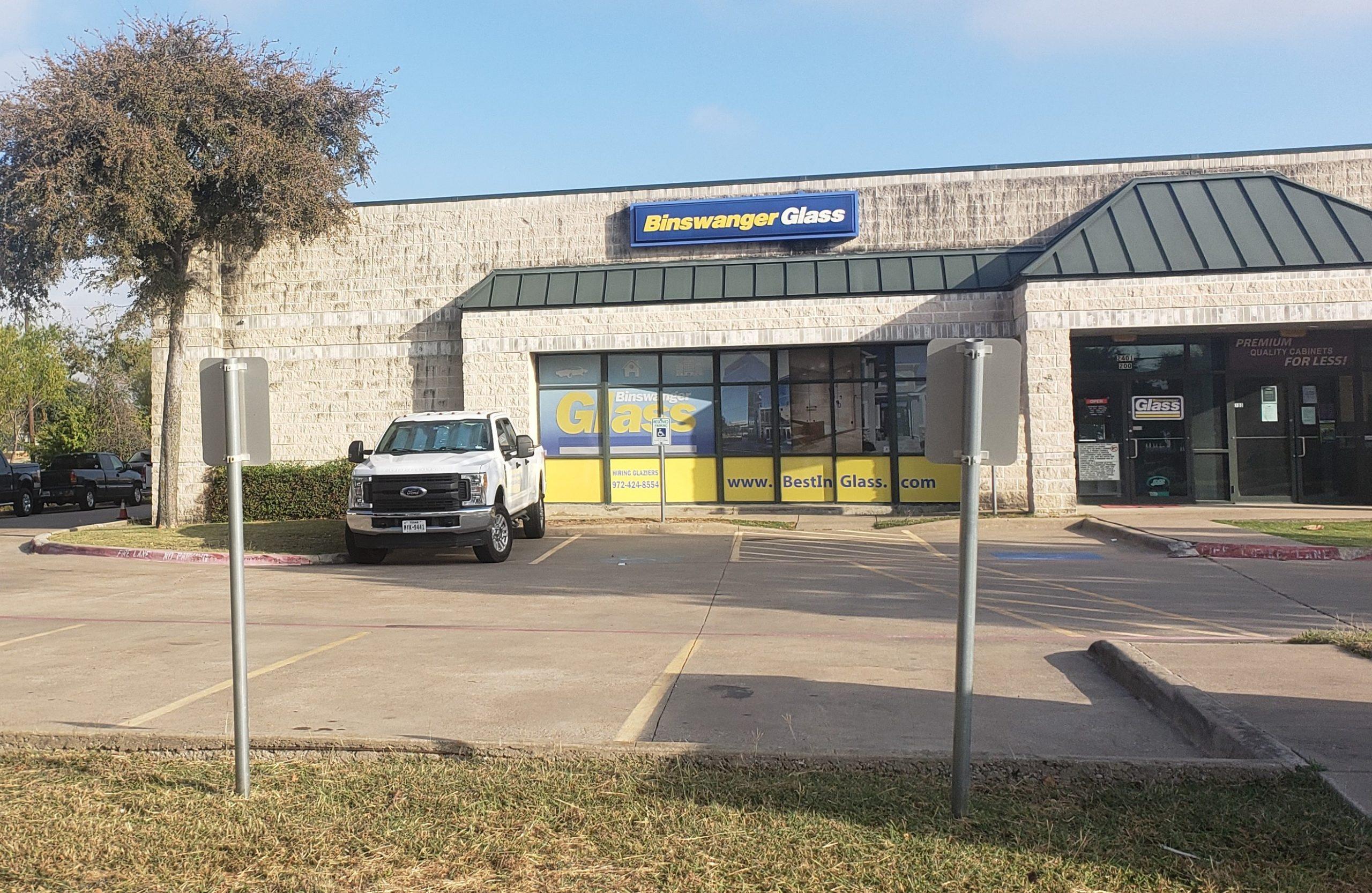 Binswanger Glass - Plano, TX