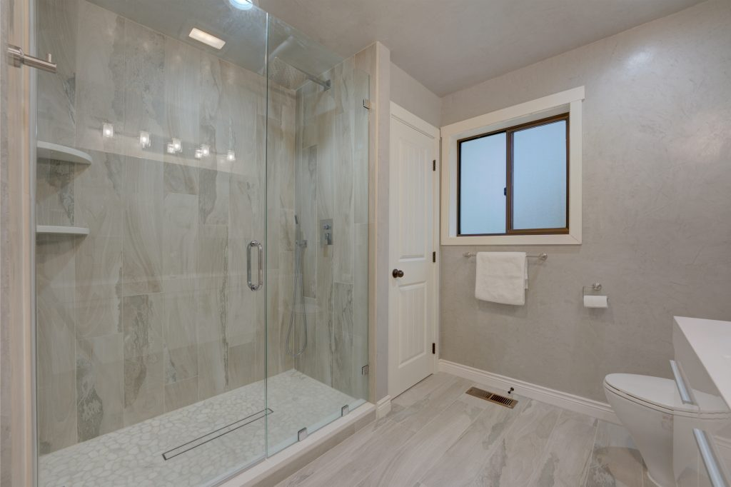 Binswanger Glass Frameless Shower