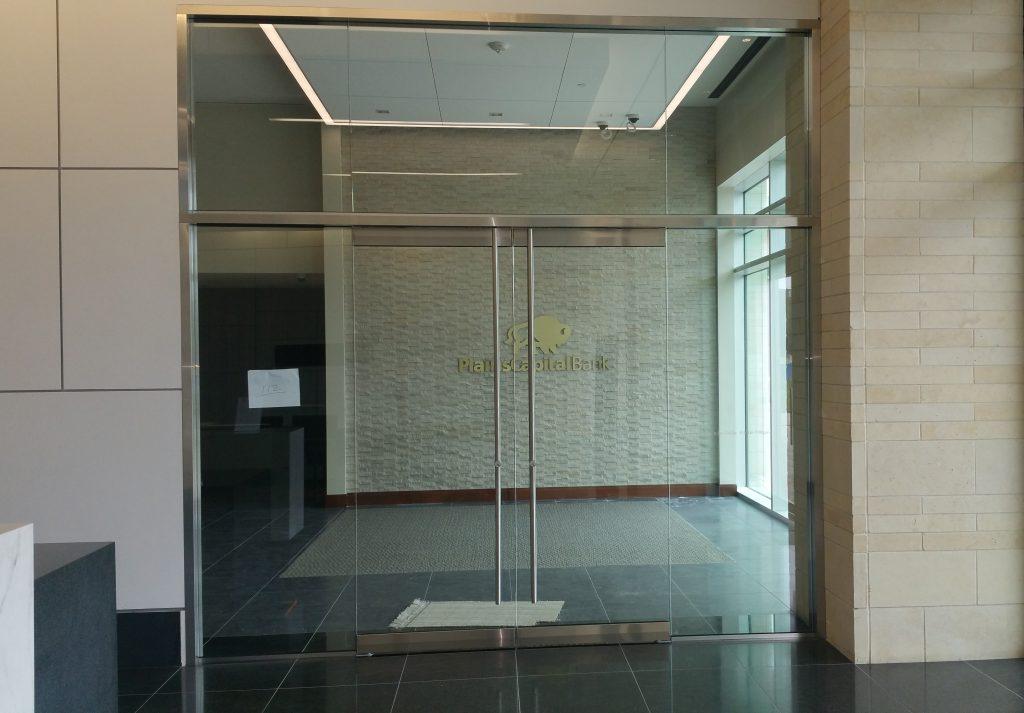 Binswanger Glass Signature Glass Glass Doors