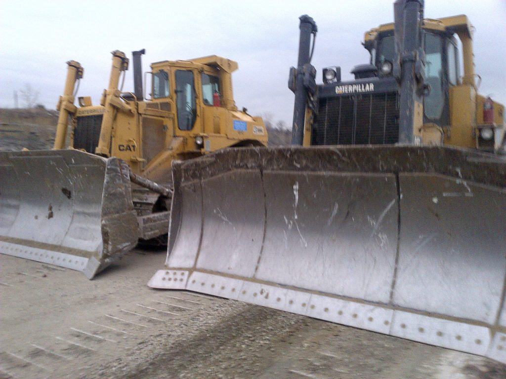 Heavy Equipment Specialty Glass
