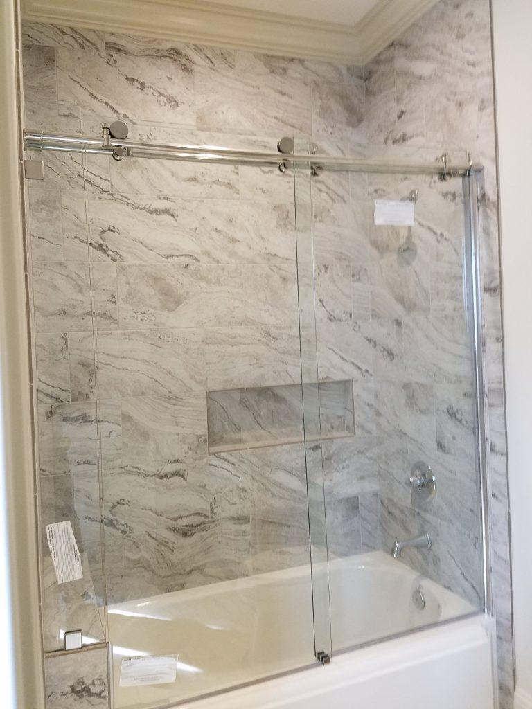 Binswanger Glass Sliding Shower Door (5)