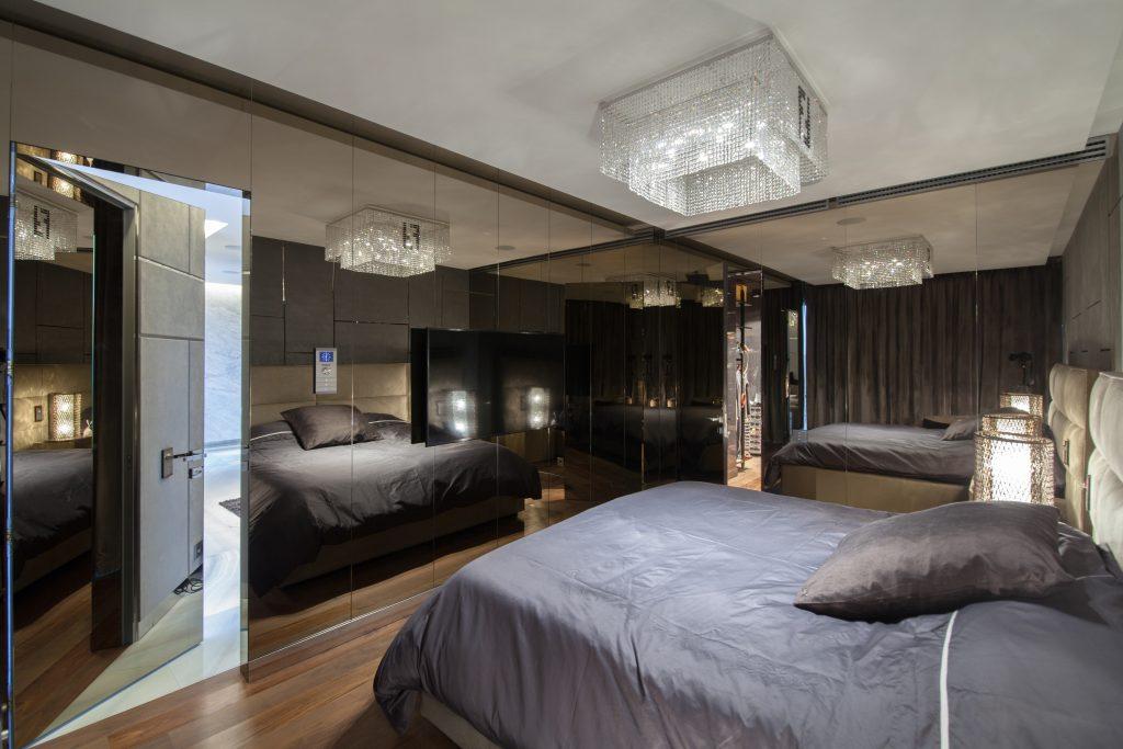 Binswanger Glass - Mirror Wall