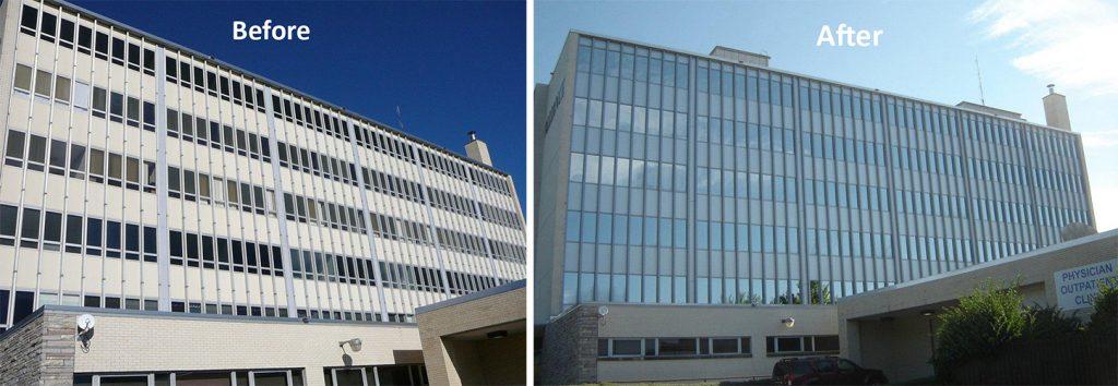 Binswanger Glass Window Retrofit
