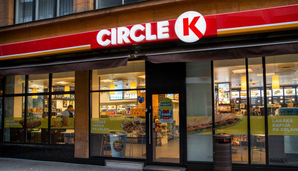 Binswanger Glass – Circle K