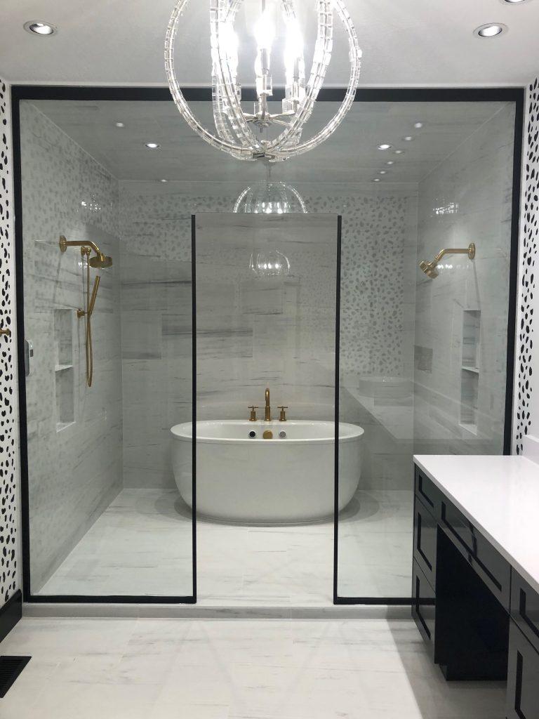 Binswanger Glass - Wet Room