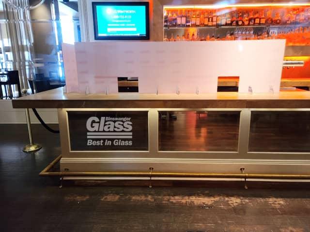 Binswanger Glass Retail COVID Shield