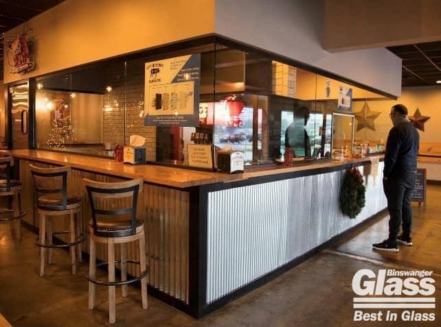 Binswanger Glass Restaurant Shields