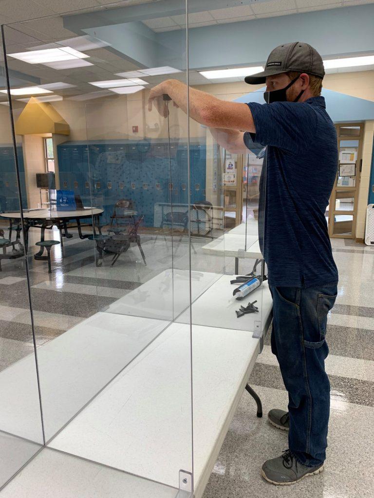 Binswanger Glass Educational Barriers